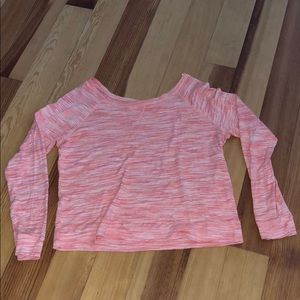 Salmon Cotton Shirt